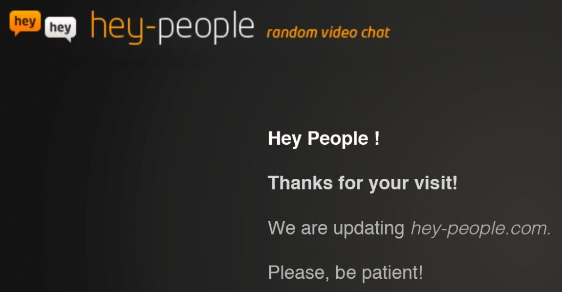 Hei-People Video Chat